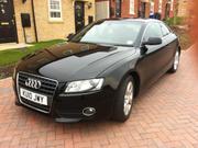 2010 Audi A5 2010 AUDI A5 2.0 TDI SE COUPE BLACK