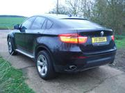 Bmw X6 2011 BMW X6 Private Plate Included 3.0TD  Metallic